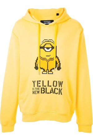 MOSTLY HEARD RARELY SEEN Sudadera Yellow is the New Black