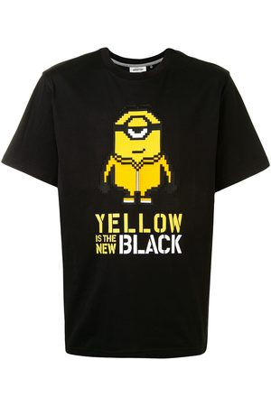 MOSTLY HEARD RARELY SEEN Playera Yellow is the New Black