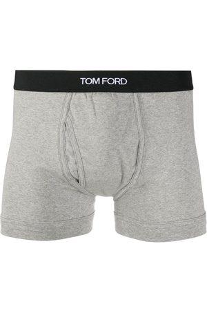 Tom Ford Bóxer con logo en la pretina