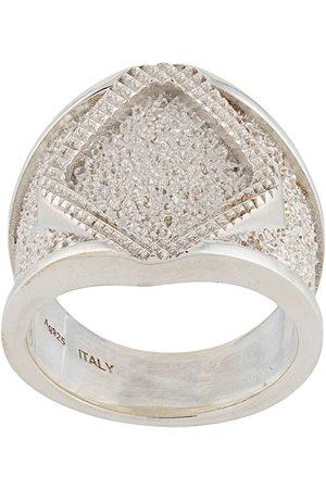 Bottega Veneta Hombre Anillos - Chunky chevalier ring