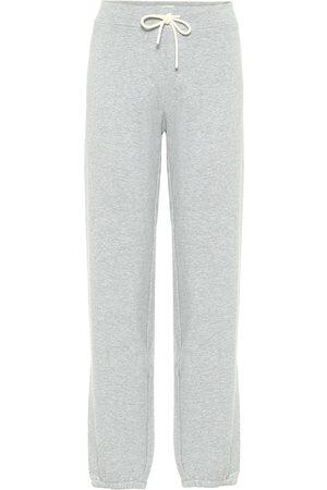 Tory Sport Cotton-blend trackpants