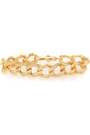 Alighieri The Unreal City 24kt gold-plated bracelet