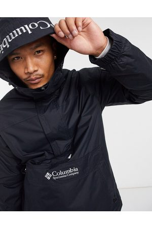 Columbia Challenger Pullover jacket in black