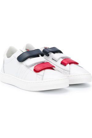 Moncler Zapatillas bajas con cierre autoadherente