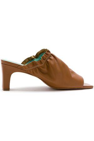 Blue Bird Shoes Mules Berbere
