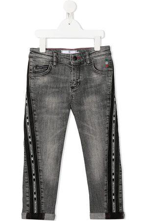 Philipp Plein Jeans rectos Iconic Plein