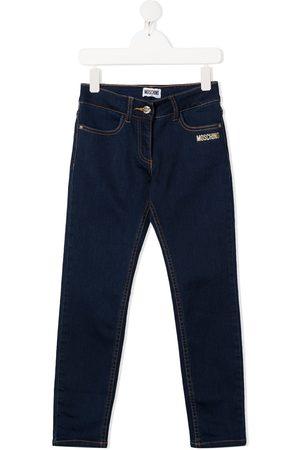 Moschino Jeans con motivo Teddy Bear