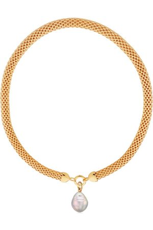 Collares - Doina Pearl and Necklace Set