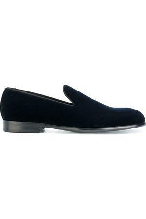 Dolce & Gabbana Slippers de terciopelo Milan