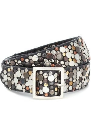 Golden Goose Exclusive to Mytheresa – Studded leather belt