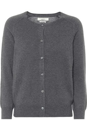 Isabel Marant Napoli cotton and wool cardigan