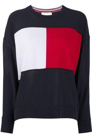 Tommy Hilfiger Jersey con diseño colour block y logo