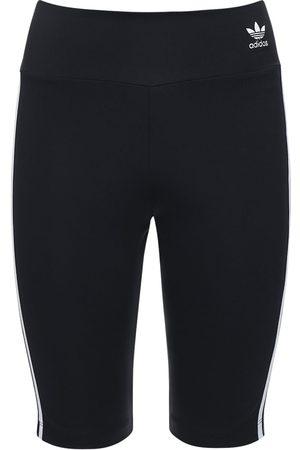 adidas Shorts Con Cintura Alta