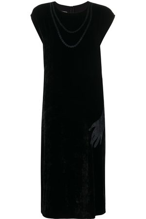 MM6 MAISON MARGIELA Vestido midi sin mangas