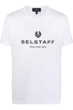 Belstaff Playera con logo