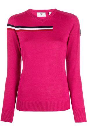 Rossignol Diago striped detail jumper