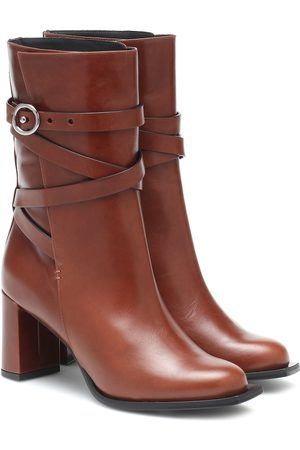 Dorothee Schumacher Sporty Elegance leather ankle boots