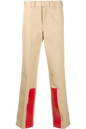 Helmut Lang Hombre Pantalones y Leggings - Pantalones rectos con tiro alto