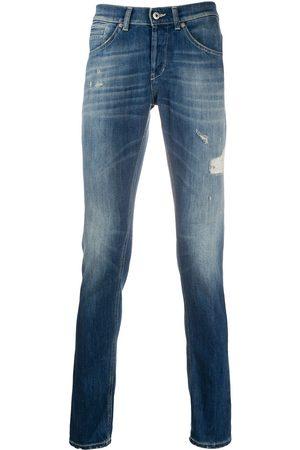 Dondup Skinny jeans con efecto lavado