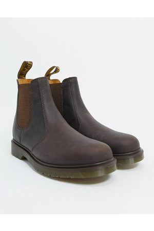 Dr. Martens 2976 chelsea boots in brown