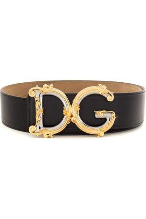 Dolce & Gabbana Cinturón con hebilla con detalles
