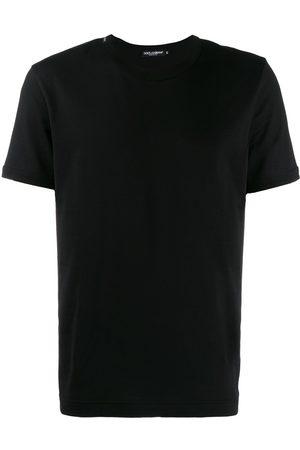 Dolce & Gabbana Camiseta con cuello redondo y logo