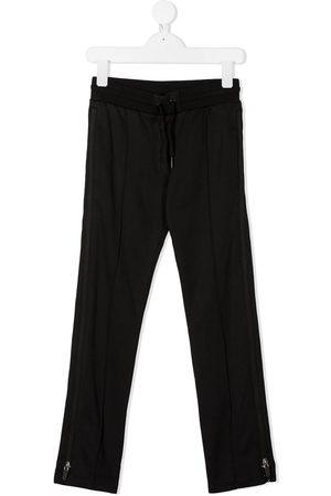 Givenchy Pantalones y Leggings - Drawstring straight-leg trousers