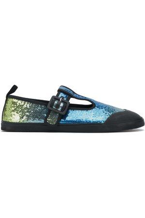 Loewe Sequins babies sandals