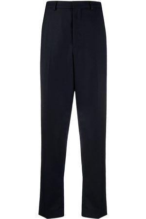 Ami Pantalones de vestir con corte carrot