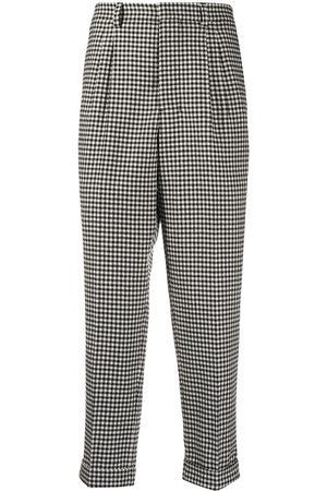 Ami Hombre Con pinzas - Pantalones de corte carrot con pinzas