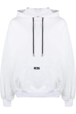 GCDS Sudadera con capucha y logo
