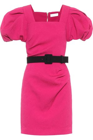 Rebecca Vallance Andie belted minidress