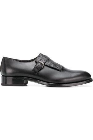 Etro Hombre Zapatos - Zapatos monk con lengüeta con motivo