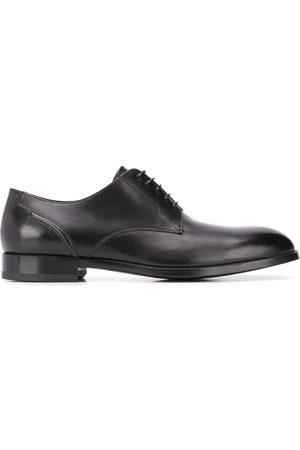 Ermenegildo Zegna Zapatos derby a paneles cosidos