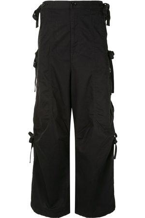 UNDERCOVER Pantalones tipo cargo rectos