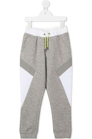 HUGO BOSS Pants con diseño colour block