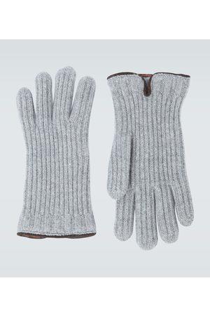 Loro Piana Hombre Guantes - Cashmere gloves