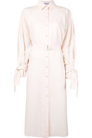Kenzo Belted mid-length shirt dress