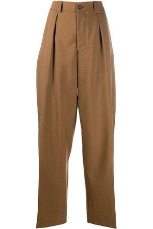 Marni Pantalones de vestir anchos