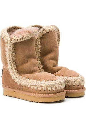 Mou Botas para nieve con lana