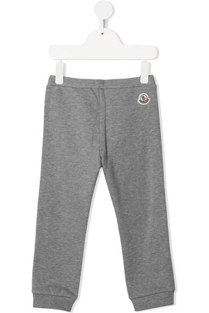 Moncler Logo patch track trousers