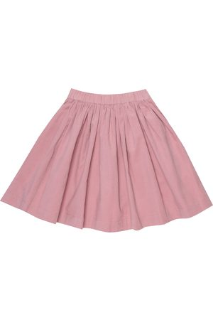 BONPOINT Suzon cotton corduroy skirt