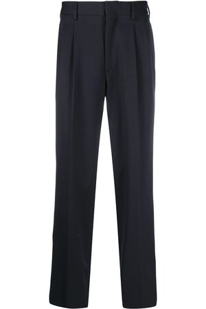 Stella McCartney Straight-leg wool trousers