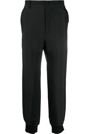 Y-3 M CH2 panelled cuffed trousers