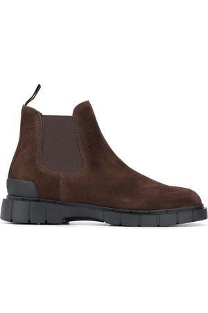 CAR SHOE Suede Chelsea boots