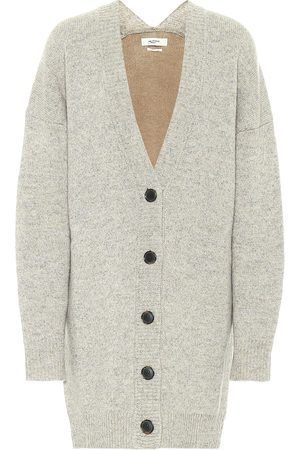 Isabel Marant Moana wool-blend oversized cardigan