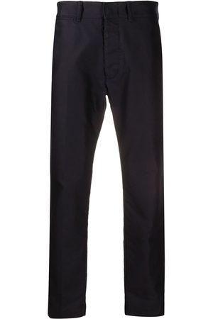Tom Ford Pantalones tipo chino con bolsillos