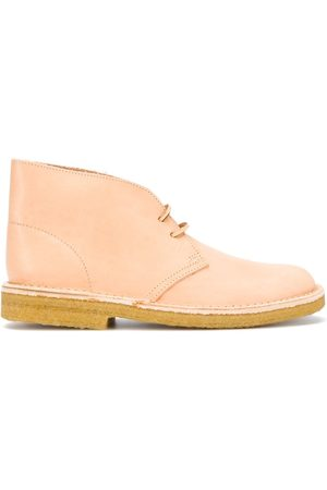 Clarks Classic leather ankle boots