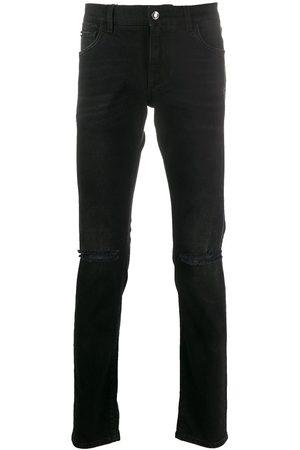 Dolce & Gabbana Jeans slim con bolsillos