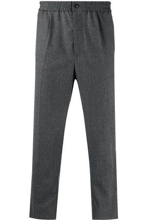 Ami Pantalones capri con pretina elástica